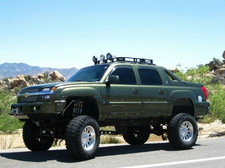 2003 Chevrolet Avalanche Chevy Avalanche Chevy Chevy Trucks
