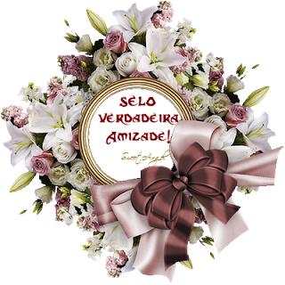 Gratidão aos amigos da Maria Lopes : Prêmios e Selinhos recebidos de amigos.