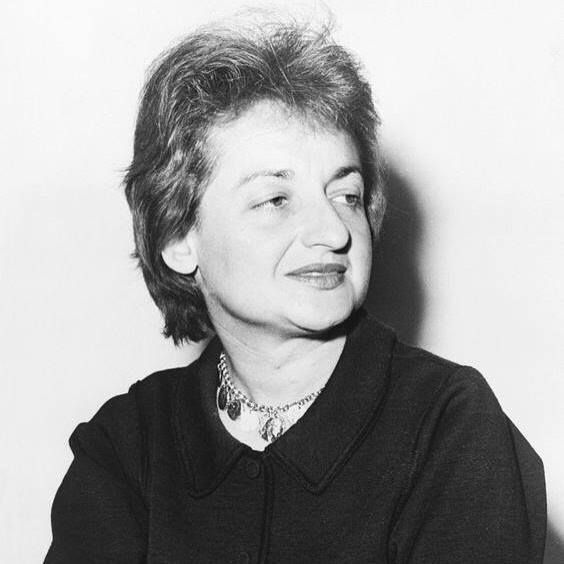 Betty Friedan The Only Way For A Woman As For A Man To Find Herself To Know Herself As A Person Is By Creati Feminine Mystique Feminist Movement Womens Rights