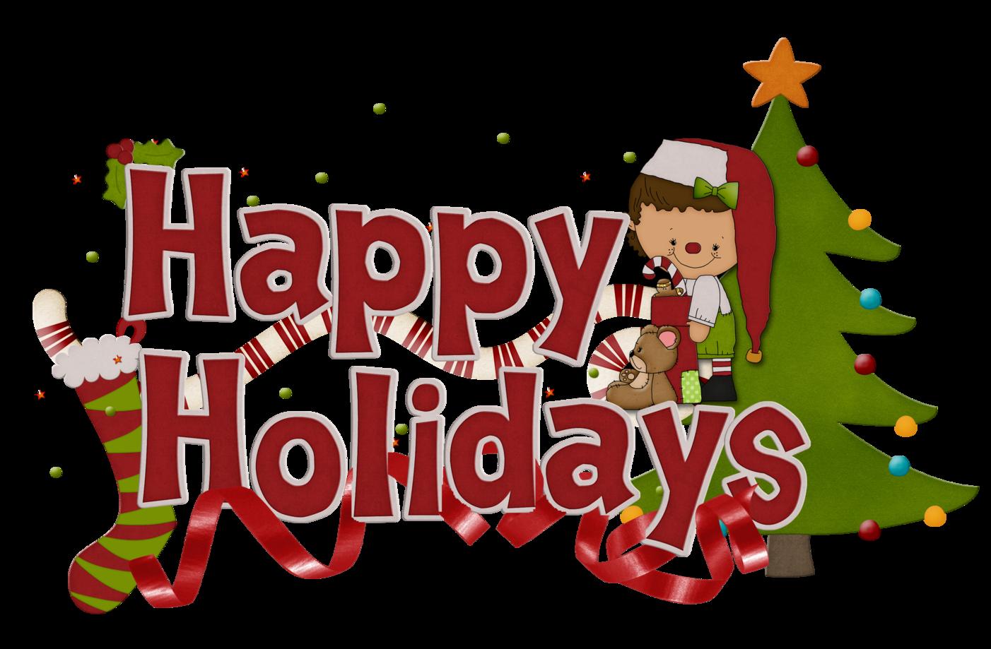 Christmas Holidays Clipart.Holiday Clipart Happy Hour 5 Christmas Happy Holidays