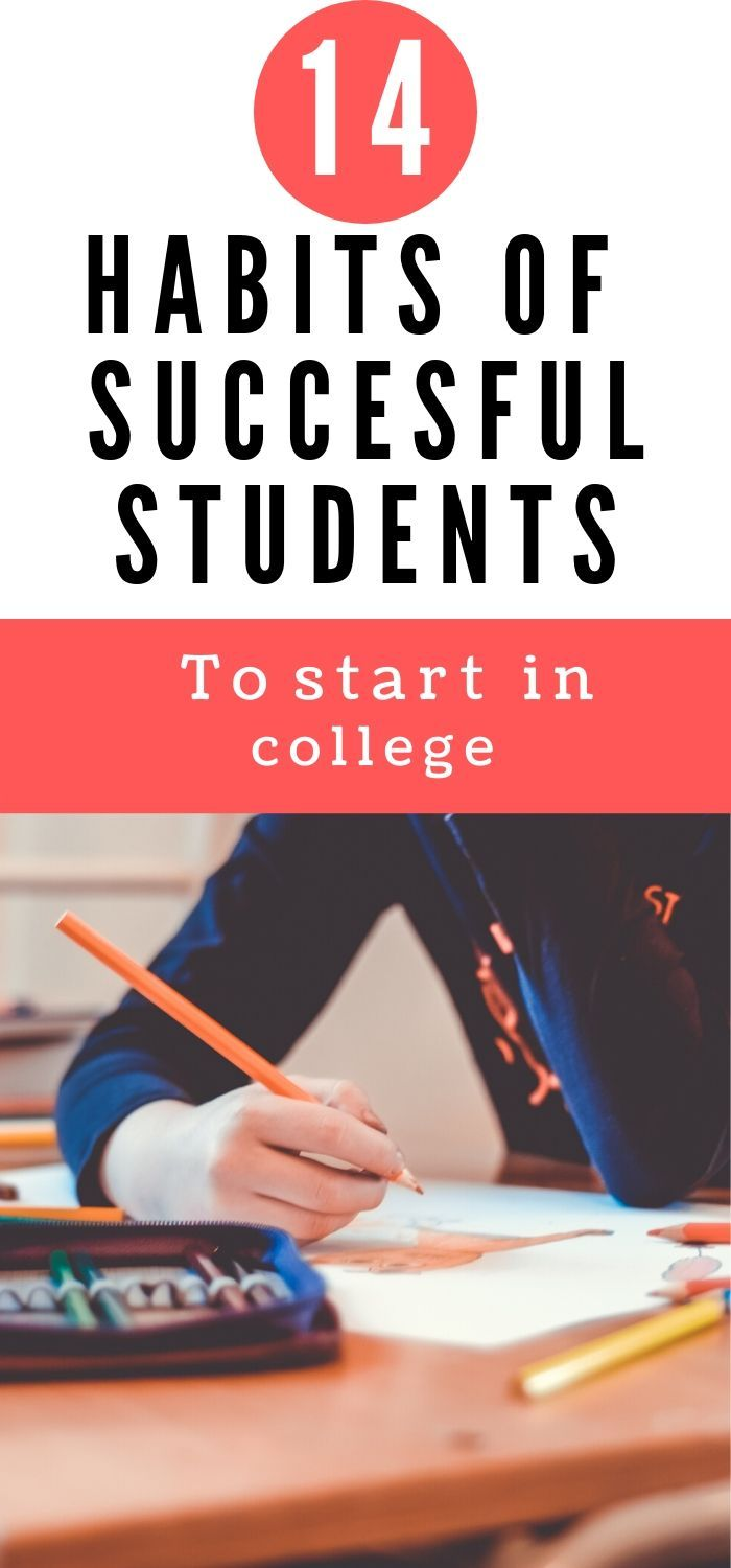 How To Be Successful In College Student College College Advice