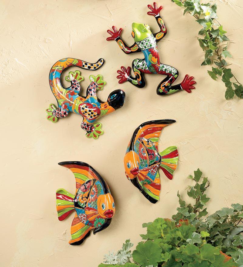 Ceramic Wall Plaques | Ceramics | Pinterest | Walls, Ceramic animals ...