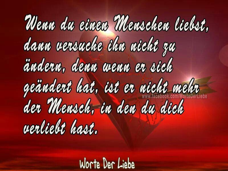 Worte der Liebe | Worte, Sprüche und Gedichte auf Deutsch