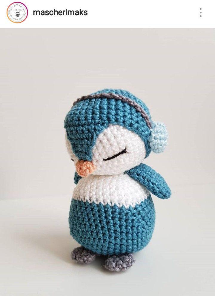 Pin by Teresa Correa on Patrones amigurumi | Pinterest | Crochet ...