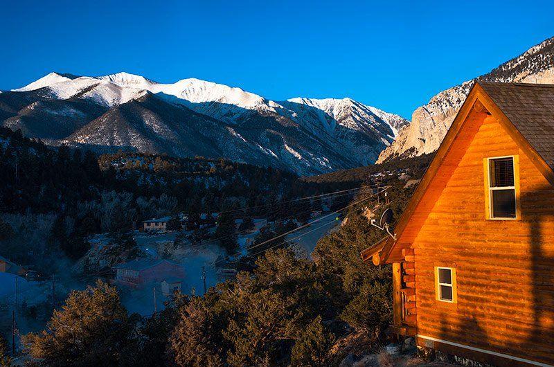 rocky+mountain+cabins+colorado | Cabin Rentals Colroado