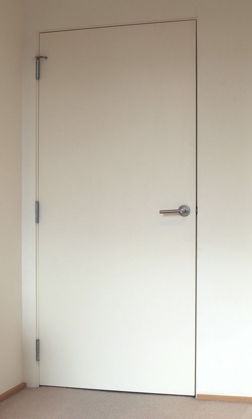 The modern door jamb build blog midcentury modern for Modern door casing