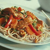 Spicy Pork Stir Fry Recipes | Spicy Pork Stir-Fry