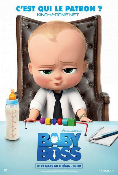 Boss Molokosos Film Boss Multfilmy Detskie Postery