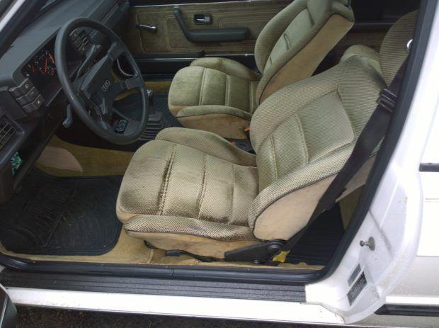 No Reserve: 1981 Audi 4000 5+5