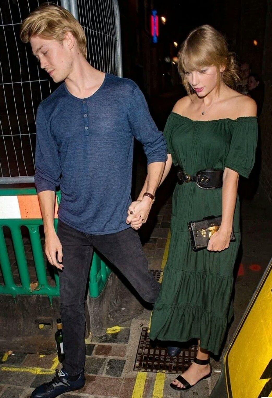 jest harry styles randki Taylor Swift 2012