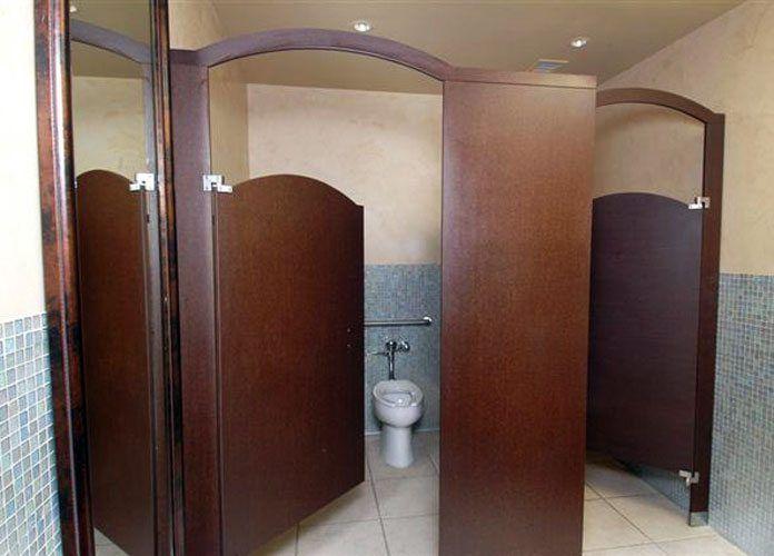 Bathroom Stalls Commercial Bathroom Pinterest Bathroom Extraordinary Bathroom Partitions Commercial Ideas