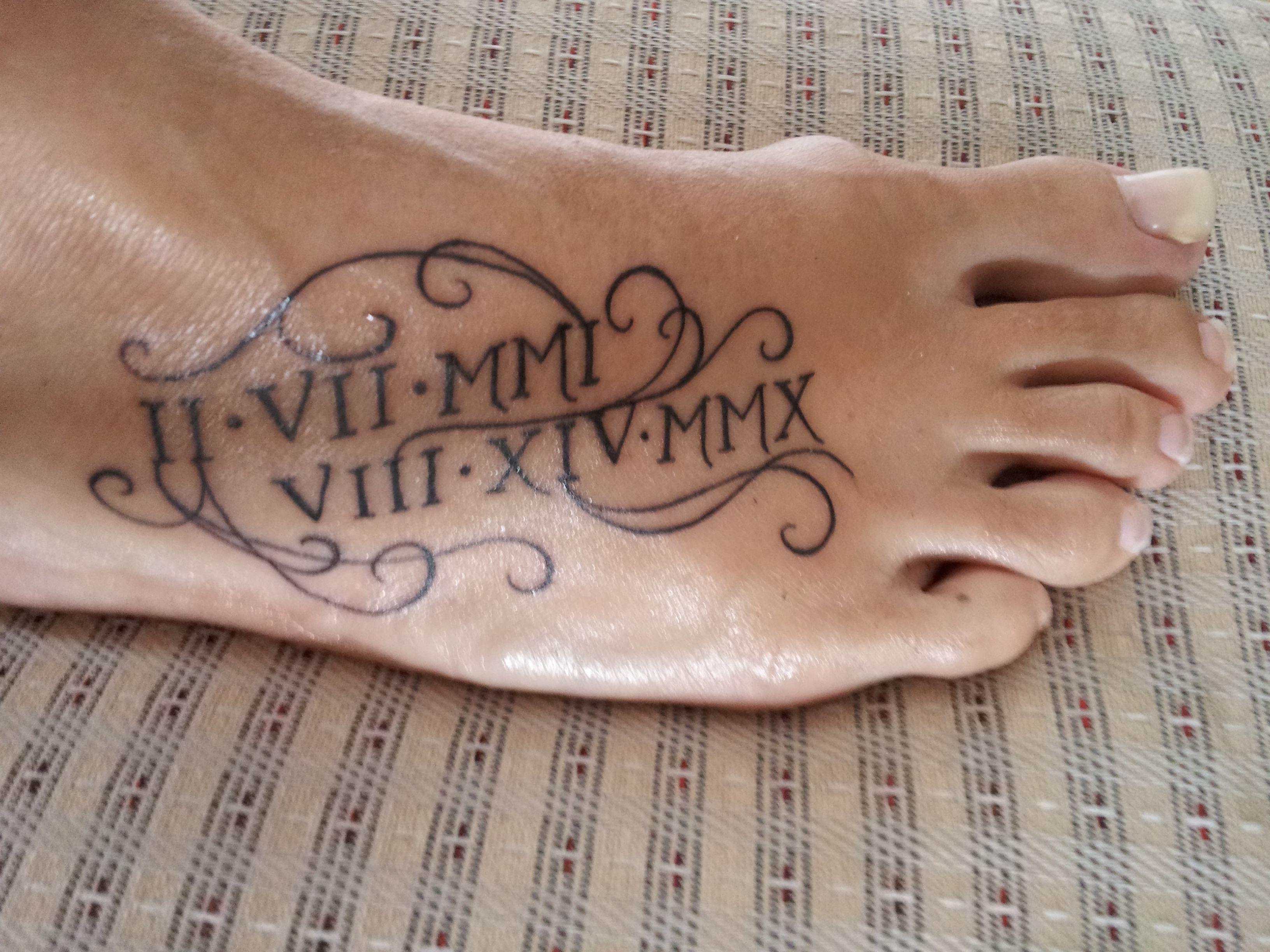 New tat!!