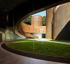 Museo Interactivo de la Historia de Lugo / Nieto Sobejano Arquitectos