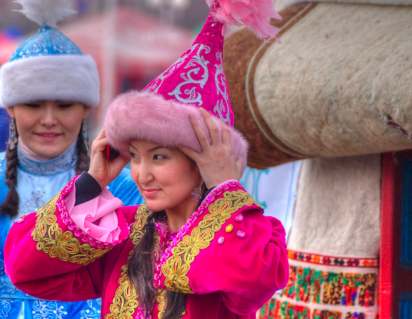 The Kazakhstan New Year is called Nauryz and is celebrated