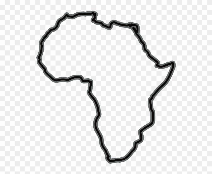 Africa Outline Png Transparent Africa Outline Africa Map Africa Art