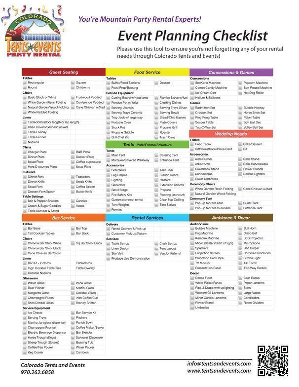 Photo of Partyplanungs-Checkliste Partyplanungs-Checkliste Partyplanungs-Checkliste Th …