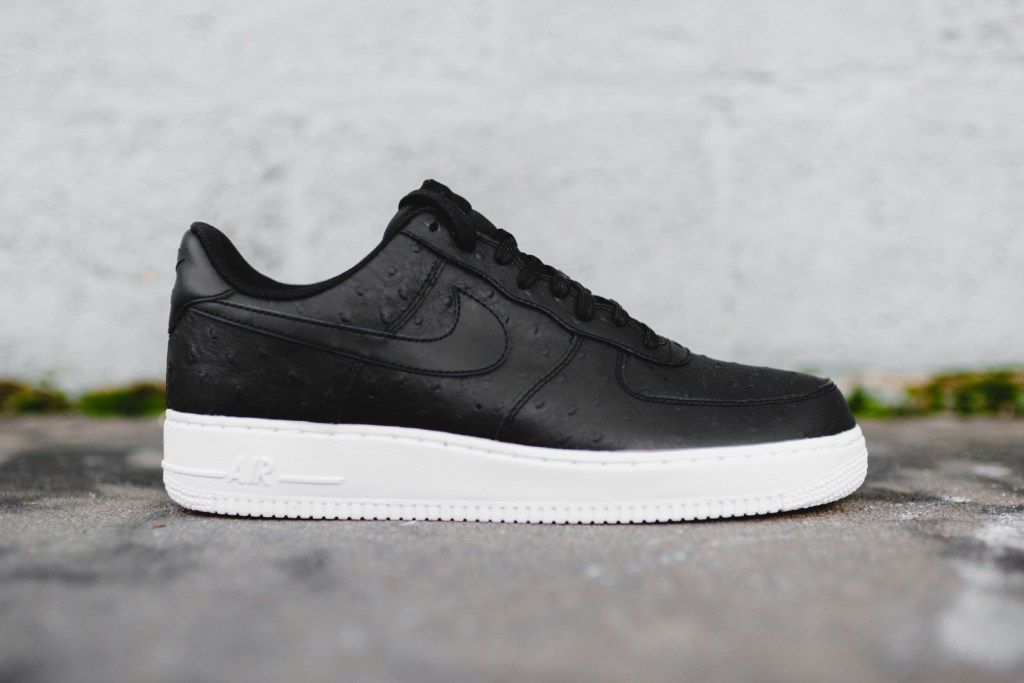 1a59a1fa12e This New Nike Air Force 1  07 LV8 Is Made With Ostrich Skin ...