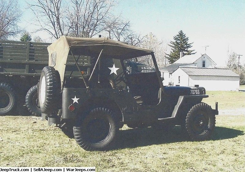 M38 Willys Willys Used Jeep Jeep Parts For Sale