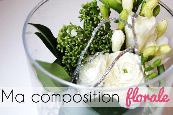 #AngelTruffaut Truffaut Angel Party // Atelier composition florale - centre de table