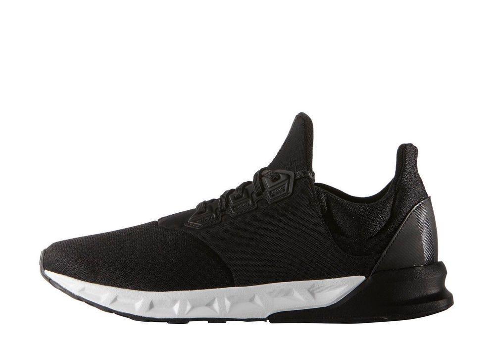 Adidas Falcon Elite 5 Men black white Sneaker Schuhe schwarz