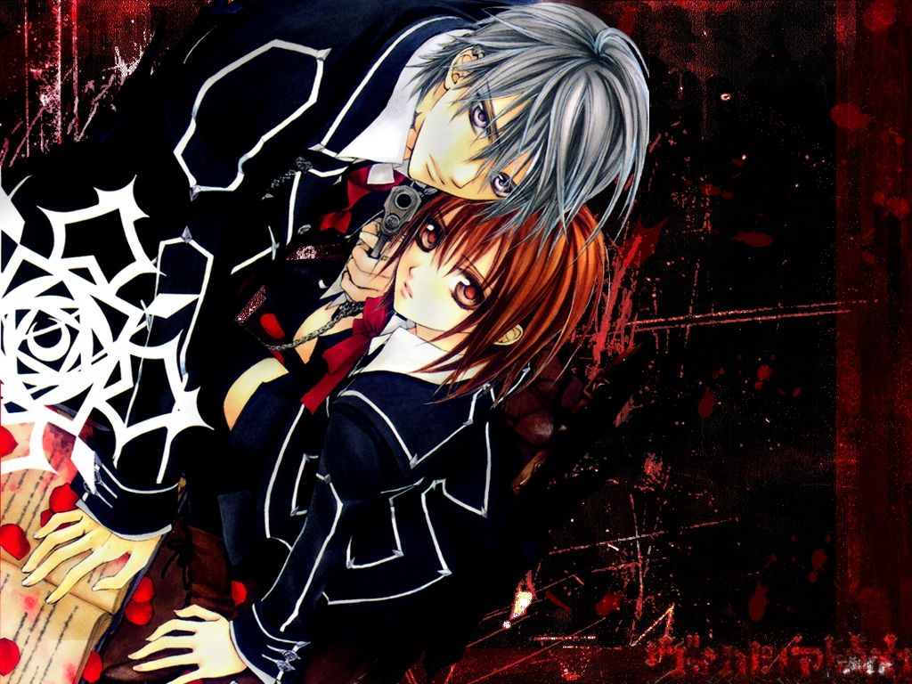 zero & yuki ZeRo AnD yUkI Wallpaper Vampire knight