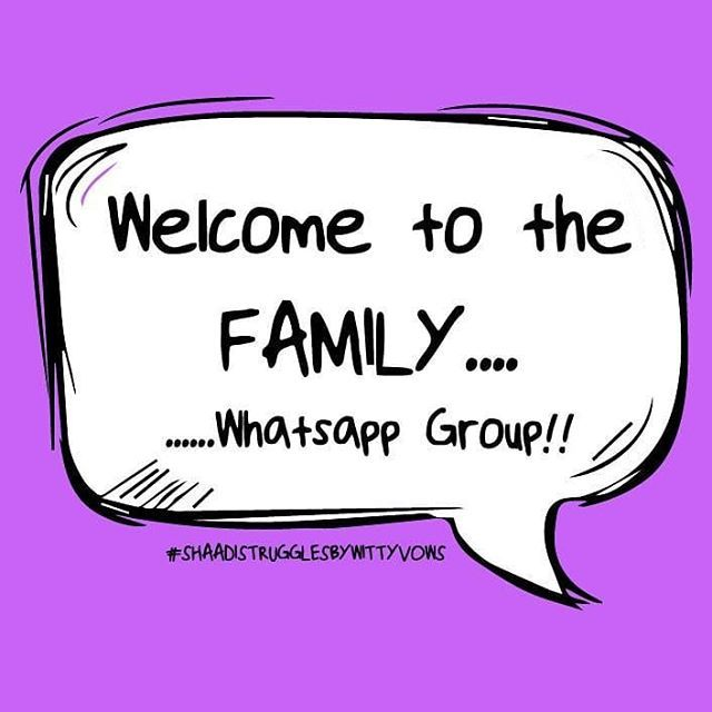 Welcome to the Family | (C) WittyVows | Getting married | Family
