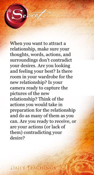 Le Secret La Loi De L'attraction : secret, l'attraction, Attraction, Quotes, Pinterest, Pensées, Positives,, Citation, L'attraction
