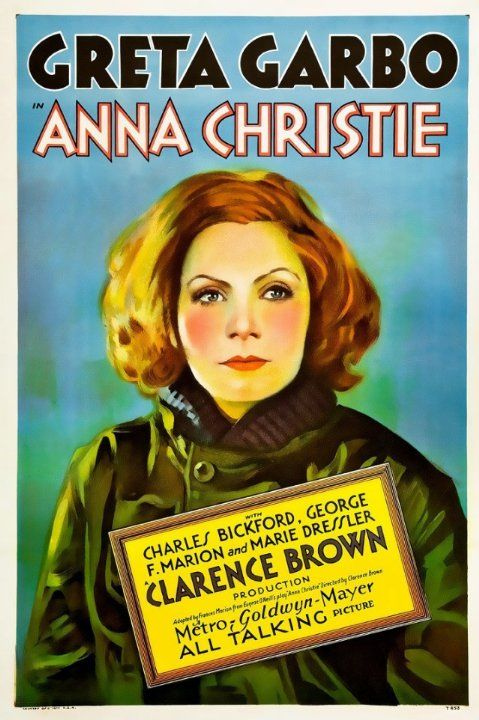 """The movie for which the phrase """"Garbo talks"""" was coined"""