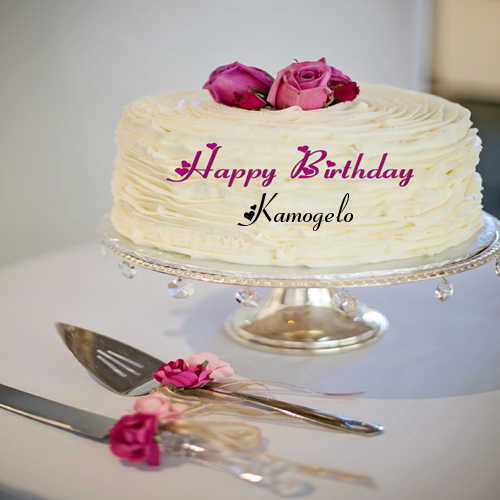 Write Name On Romantic Birthday Cake For Wife Birthday Messages