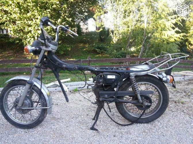 honda 125 cm t pour pi ces equipement moto ain honda cm pinterest honda 125. Black Bedroom Furniture Sets. Home Design Ideas