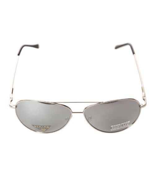 brody silver aviator sunglasses @BootleggerJeans