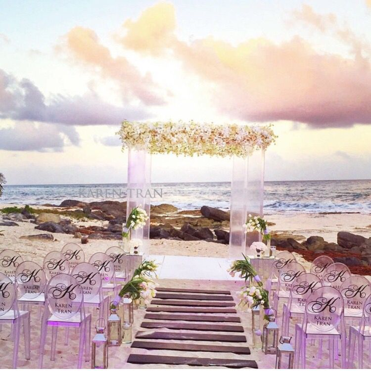 Stylish Wedding Ceremony Decor: Wedding Aisle Decorations, Aisle