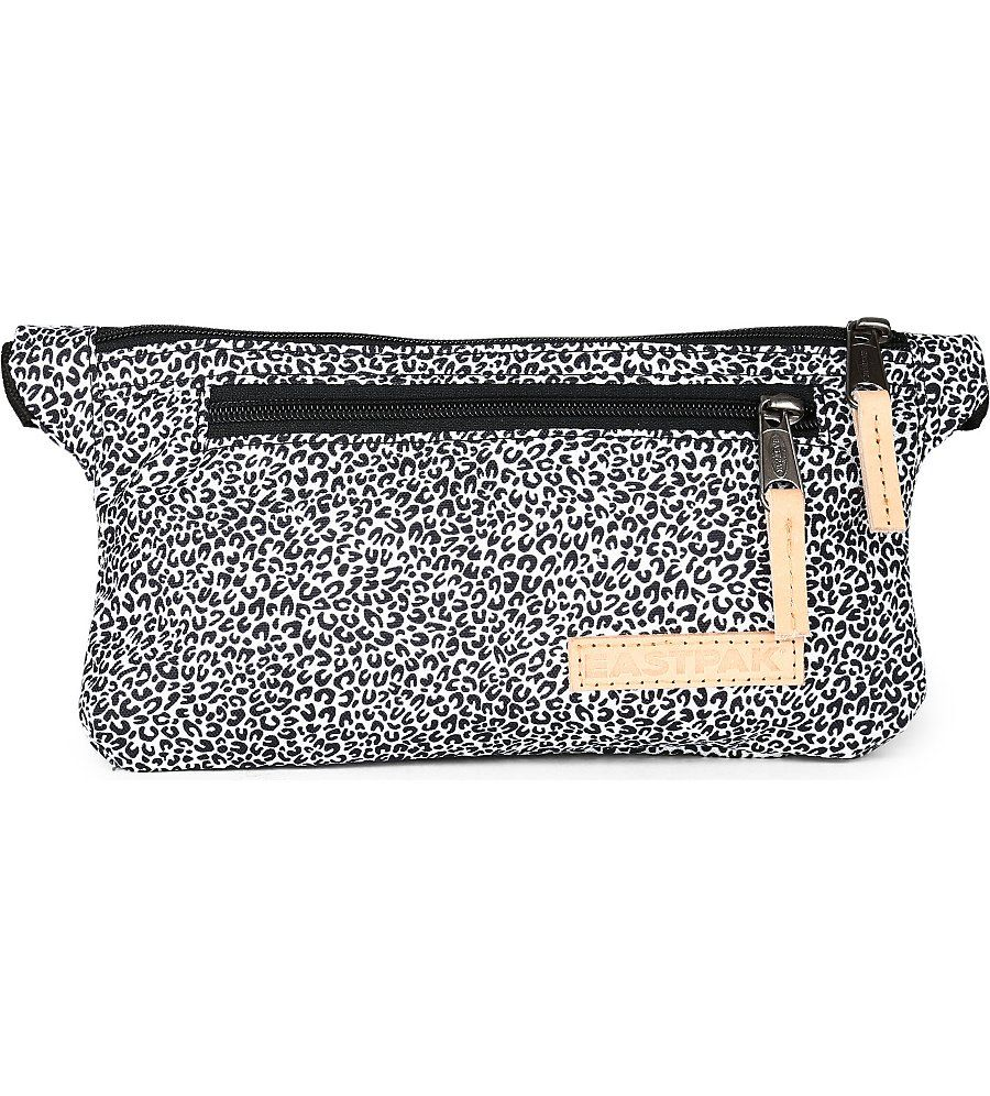 EASTPAK Talky Feather waist bag (Cheetah