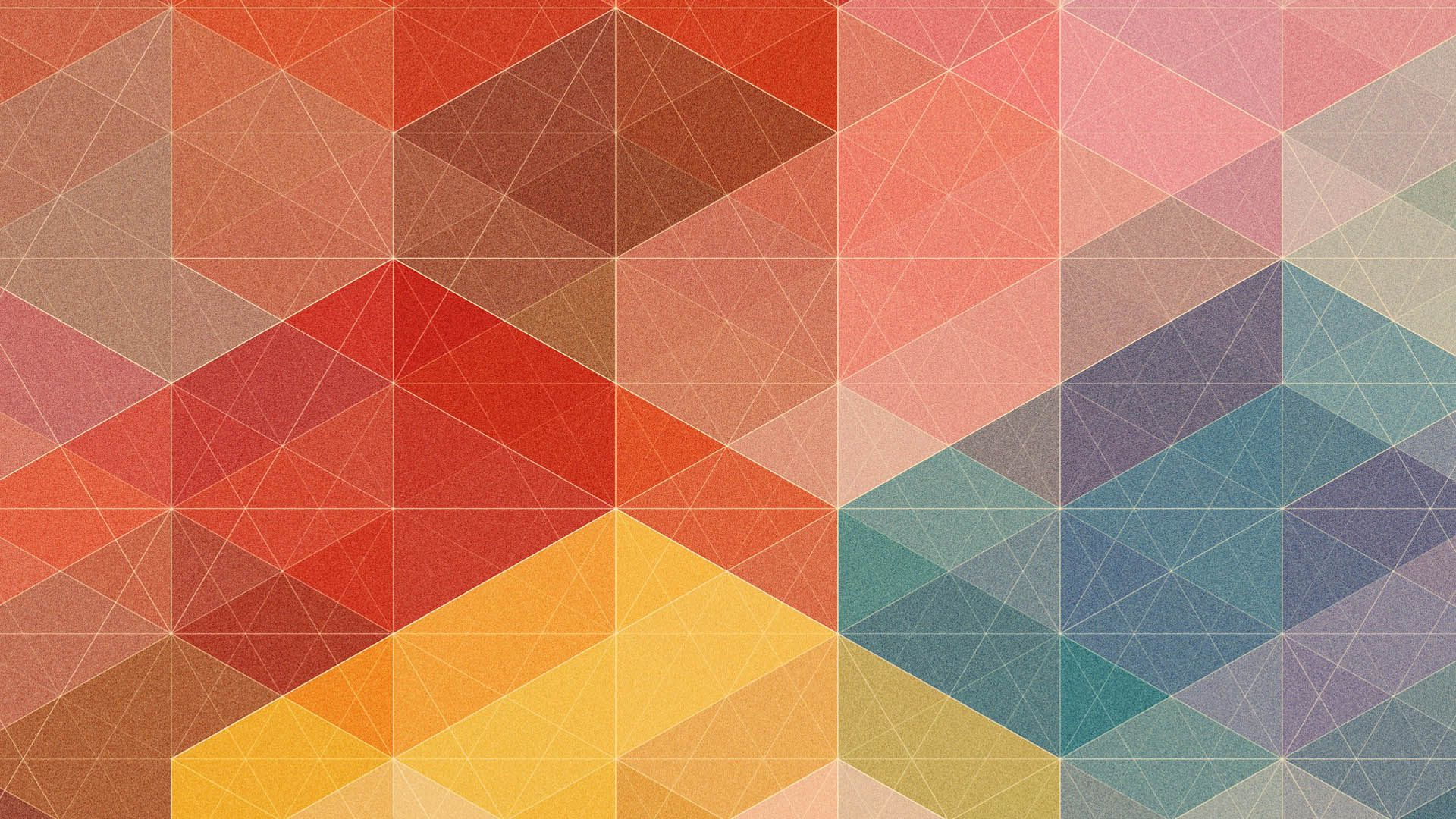 Hd Red Geometric Geometry Design Wallpaper For Desktop Full Size Geometric Pattern Wallpaper Polygon Pattern Abstract