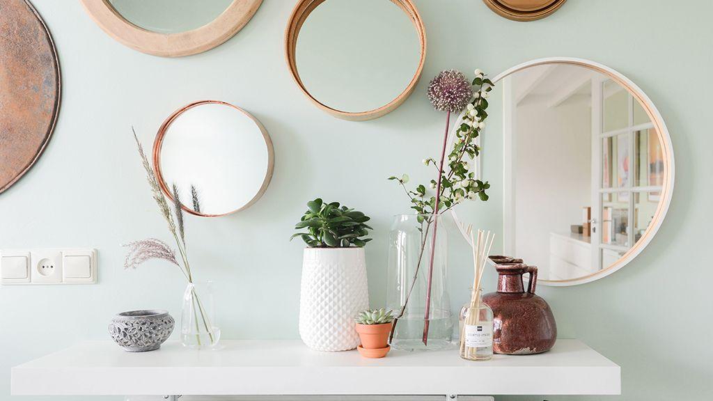 De entree van je woning is een belangrijke sfeermaker voor in huis inspiratie voor een - Huis entree van hal ...