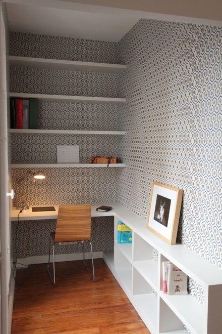 maisons de ville - extensions/bois colombes Bureau Pinterest - Meuble Bibliotheque Maison Du Monde