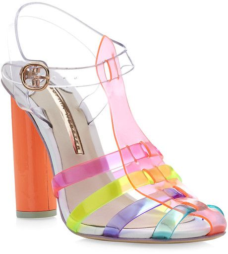 14386d03dc03 Rosa Jelly Sandal by Sophia Webster via  Lyst  jellies  shoes