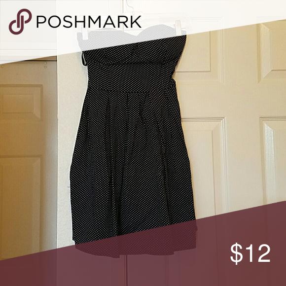 Black polka dot mini Black polka dot mini Rue 21 Dresses Mini