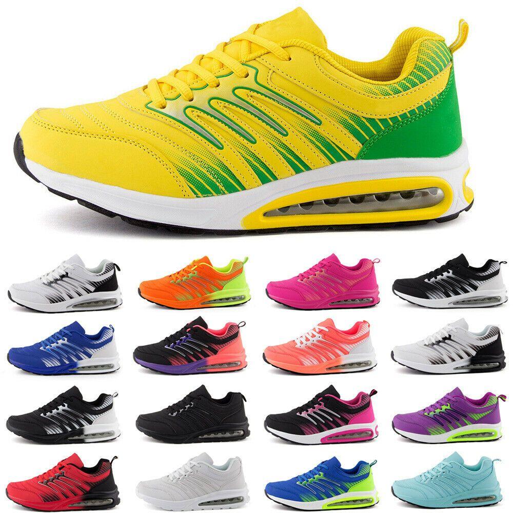 de Femme SportChaussuresSneaker Neu Runners Chaussures 1428 Homme Tennis bWE2eHIDY9