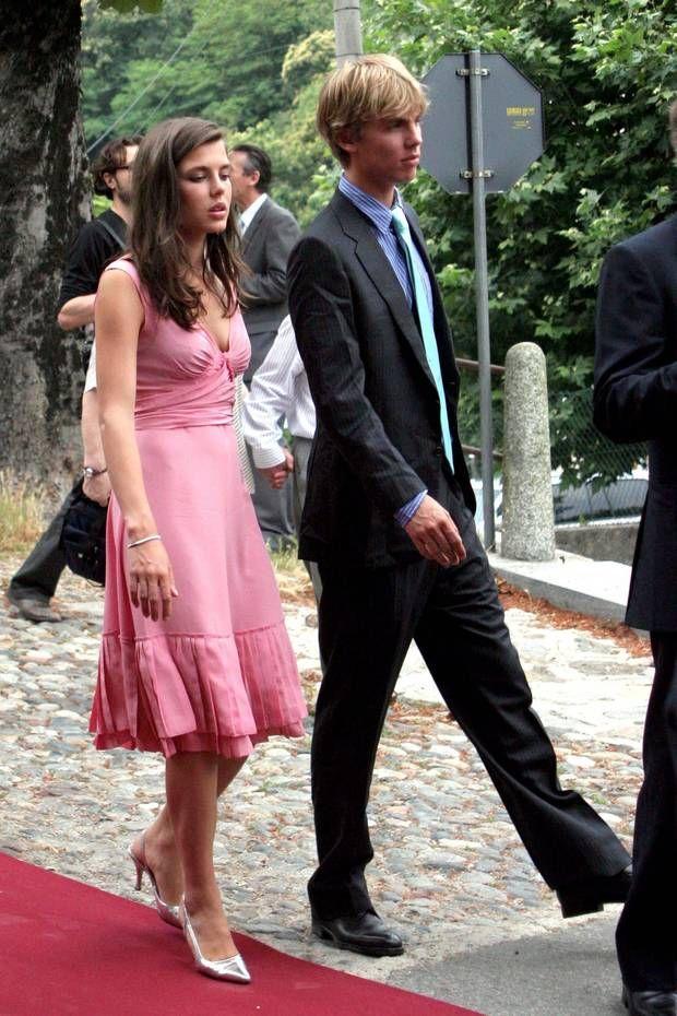 Charlotte Casiraghi Und Prinz Christian Von Hannover Princess Caroline Charlotte Casiraghi Monaco Royal Family