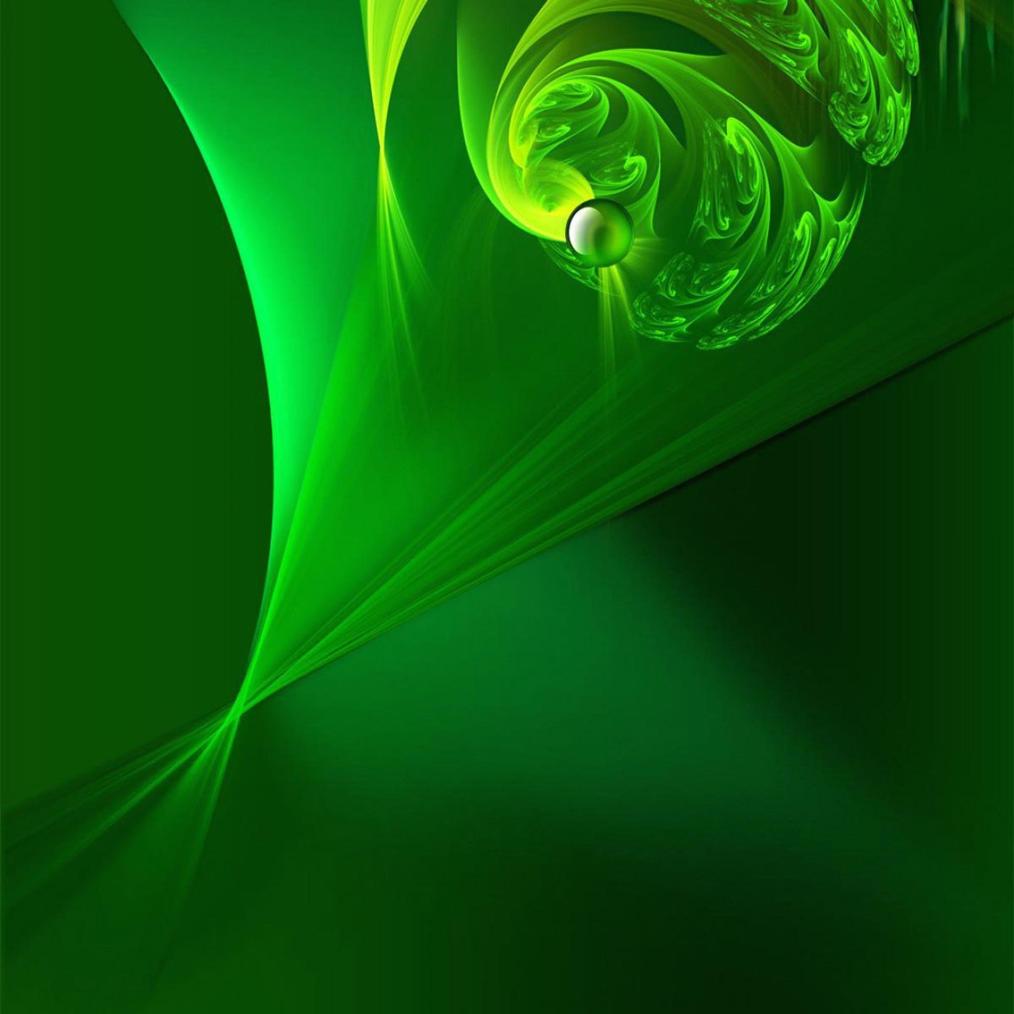Iphone Wallpaper Abstract: Green Liquid #Abstract #digital #art #iPad Air #Wallpaper