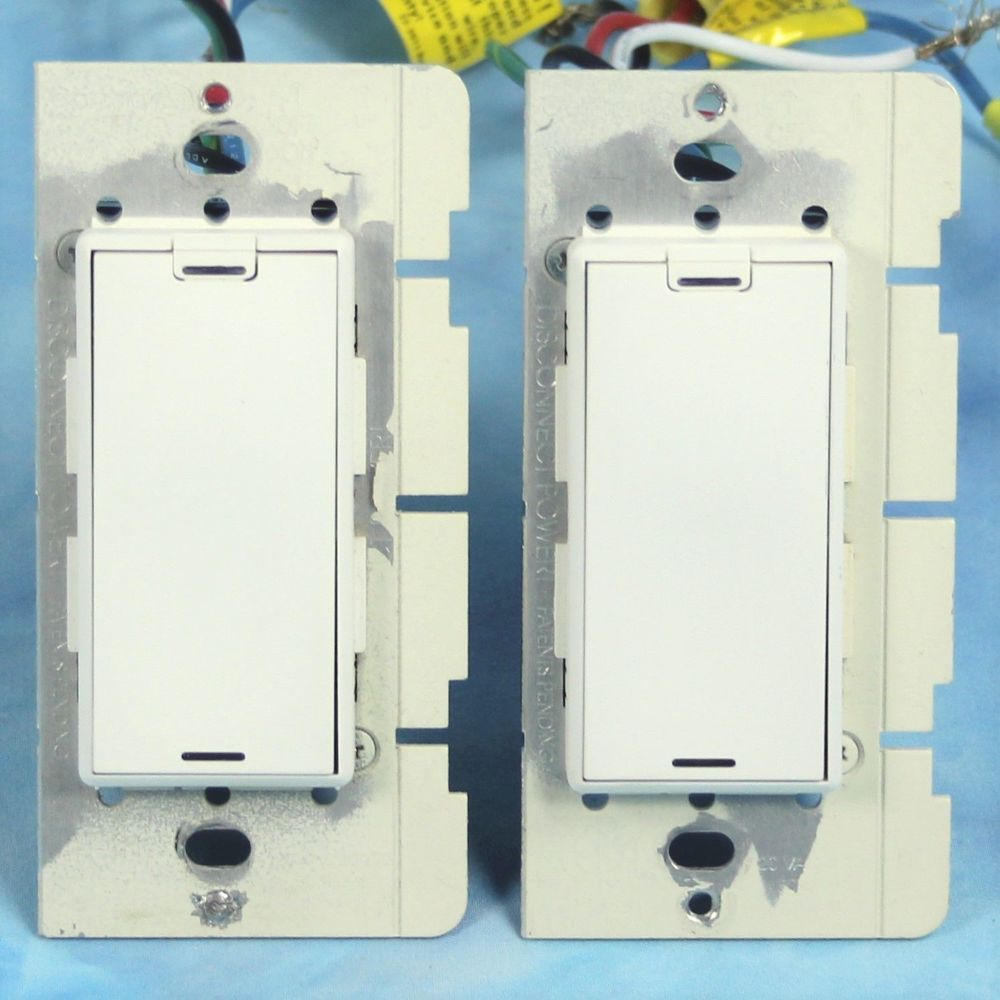 Control4 Wireless Dimmer Switches Set Of 2 Control 4 Ldz