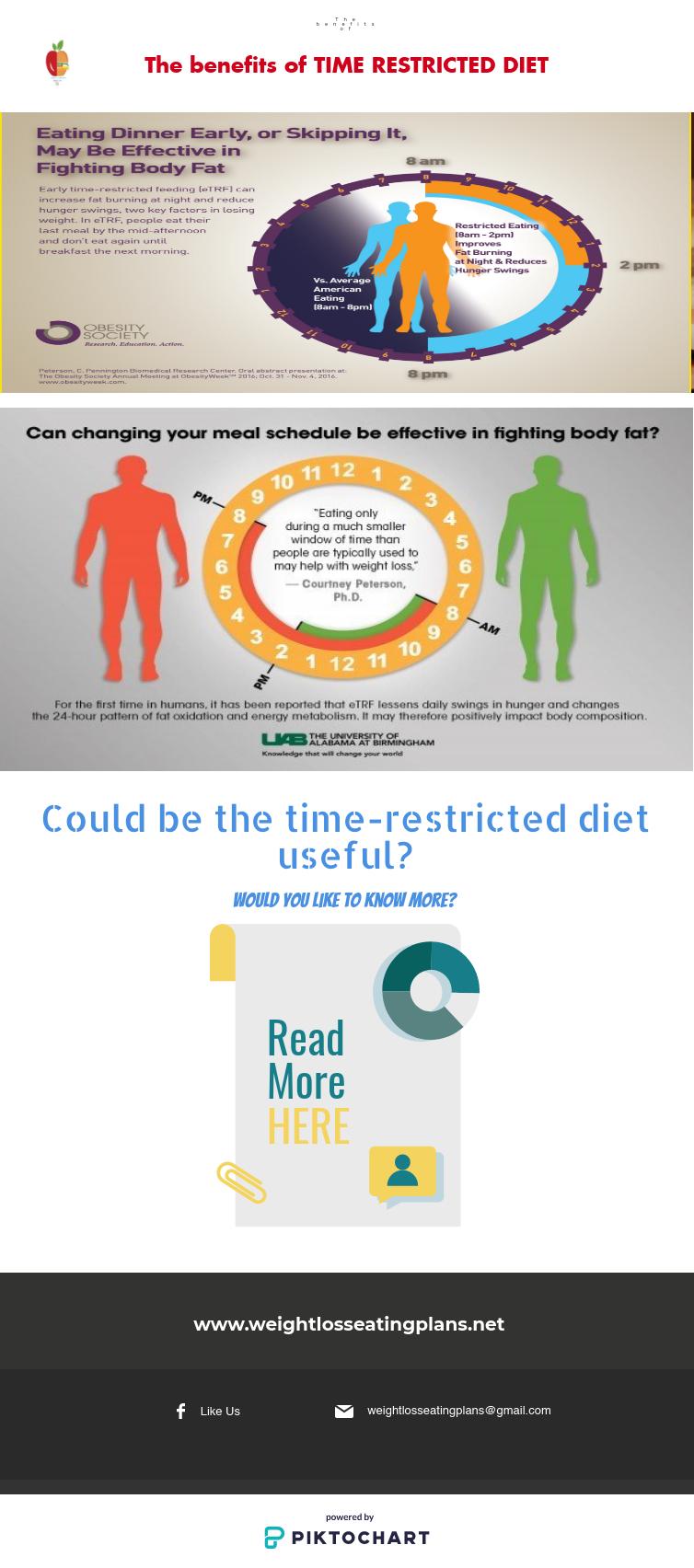 Lose weight just eating veggies