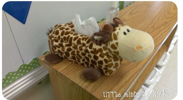 Adorable tissue box covers!