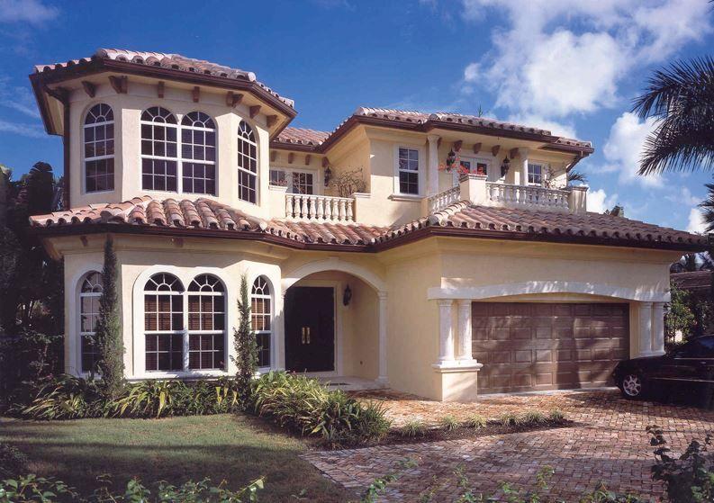 Fachadas de casas con tejas coloniales | Fachadas de Casas ...