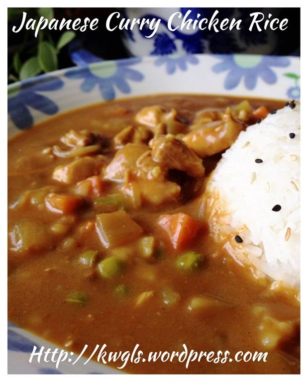 I Have Decided To Make My Own Japanese Curry Roux Japanese Curry Chicken Rice Curry Chicken And Rice Japanese Curry Curry Chicken