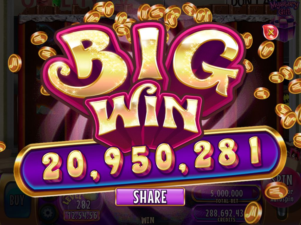 I just won 50,000,000 Credits! Join me to WIN BIG in
