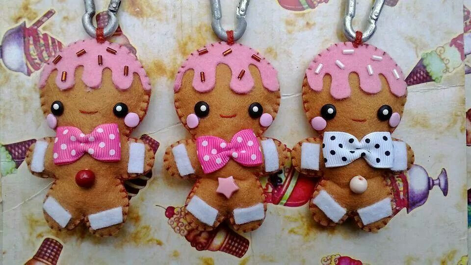 ** Gingerbread * *