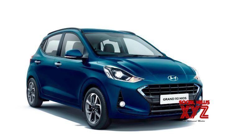 Hyundai Launches Grand I10 Nios Rs 4 99 7 99 Lakh Social News
