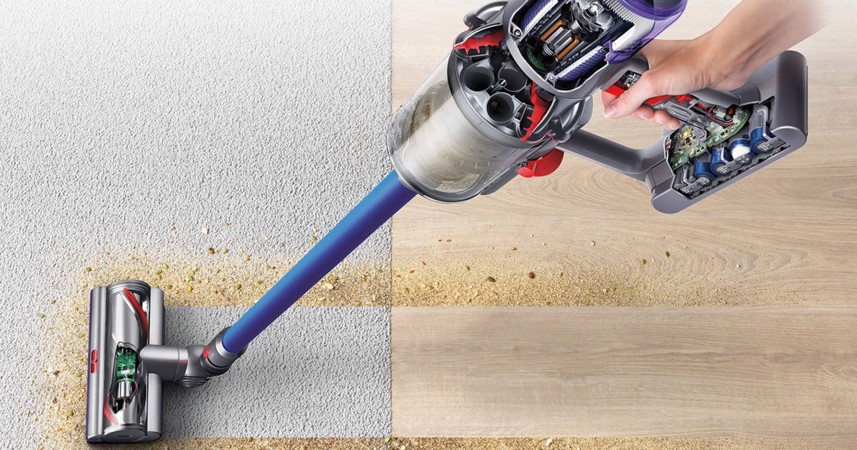 The Most Powerful Cordless Vacuums Money Can Buy In 2020 Cordless Vacuum Best Cordless Vacuum How To Clean Carpet